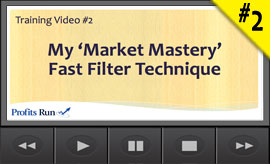 market mastery fast filter technique